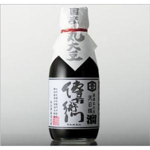 傳右衛門 溜 しょうゆ720ml|sake-miyatoyasaketen