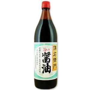 『吉野屋』傳右衛門 旨い醤油 900ml|sake-miyatoyasaketen