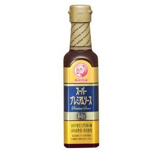 ブルドック スーパープレミアム中濃ソース極 200ml|sake-miyatoyasaketen