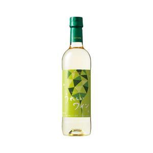 サッポロ ポレール うれしいワイン 白 720mlペット