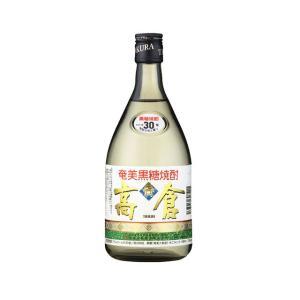 高倉 黒糖焼酎 30度 720ml...
