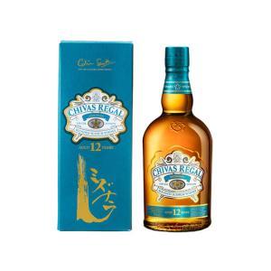 ウイスキー シーバスリーガル ミズナラ 12年 40度 700ml 正規品