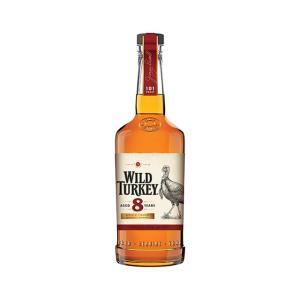 ウイスキー ワイルドターキー 8年 50度 700ml 正規品