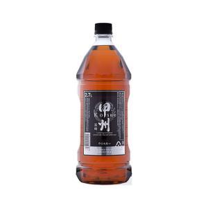 富永貿易 甲州韮崎 オリジナルウイスキー 37度 2700mlペット