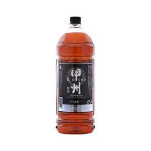 富永貿易 甲州韮崎 オリジナルウイスキー 37度 4000mlペット