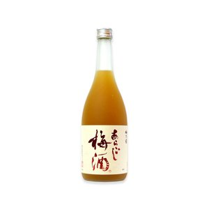 梅乃宿 あらごし梅酒 720ml瓶|sake-nishida