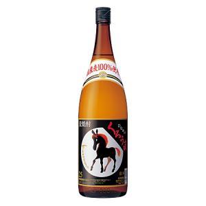 【ケース販売】 宮崎県:神楽酒造謹製 本格麦焼酎 ひむかのくろうま 25度 1800ml瓶 X 6本|sake-nishida