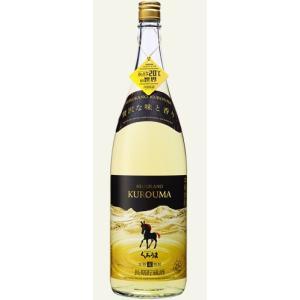 【ケース販売】 宮崎県:神楽酒造謹製 本格麦焼酎 長期貯蔵くろうま 25度 1800ml瓶 X 6本|sake-nishida