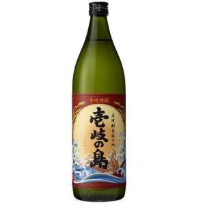 【ケース販売】 長崎県:壱岐の蔵酒造謹製 本格麦焼酎 壱岐の島(いきのしま) 25度 900ml瓶 X 12本|sake-nishida