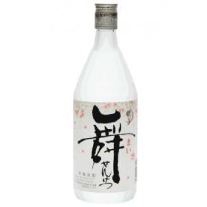 【ケース販売】 熊本県:繊月酒造謹製 本格米焼酎 舞せんげつ 25度 720ml瓶 X 6本|sake-nishida