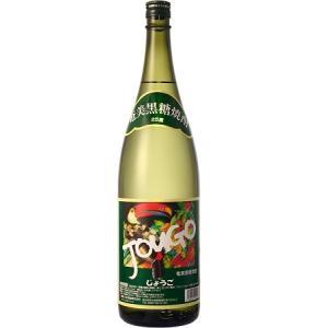 【ケース販売】鹿児島県:奄美大島酒造謹製 黒糖焼酎 じょうご 25度 1800ml瓶 X 6本|sake-nishida