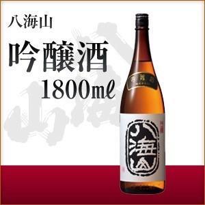 お歳暮 ギフト 日本酒 八海山 吟醸 1800ml/1.8L 御歳暮|sake-okadaya