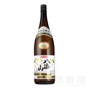 お歳暮 ギフト 日本酒 八海山 特別本醸造 1800ml/1.8L 特別本醸造 新潟県 一升瓶 御歳暮|sake-okadaya