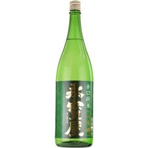 お歳暮 日本酒 永寶屋 辛口純米 1800ml/1.8L 福島県 鶴の江酒造 地酒ギフト 宅飲み 家飲み|sake-okadaya