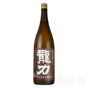 お歳暮 龍力 純米酒80 1800mlギフト 宅飲み 家飲み|sake-okadaya
