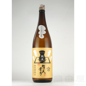 お歳暮 賀茂金秀 やっぱりお燗 1800ml/1.8L 日本酒 地酒 ギフト 宅飲み 家飲み|sake-okadaya
