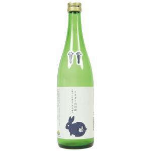 お歳暮 純米吟醸 うさぎと山田錦 720ml 千代菊ギフト 宅飲み 家飲み|sake-okadaya
