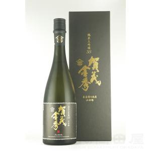 お歳暮 賀茂金秀 純米大吟醸35 720ml sake-okadaya