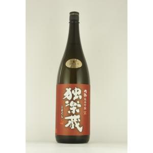 お歳暮 独楽蔵 玄 純米吟醸 1800ml|sake-okadaya