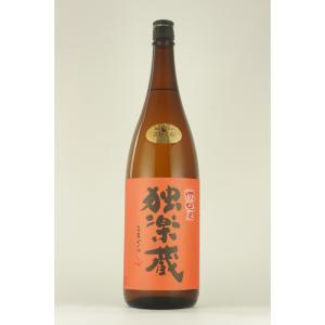お歳暮 独楽蔵 燗専用純米 1800ml|sake-okadaya