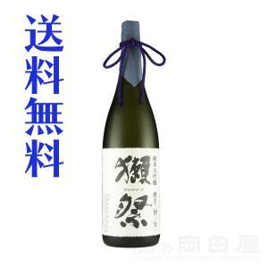 お歳暮 日本酒 獺祭 だっさい 純米大吟醸 磨き二割三分 1800ml/1.8L 旭酒造 山口県 地酒ギフト 宅飲み 家飲み|sake-okadaya