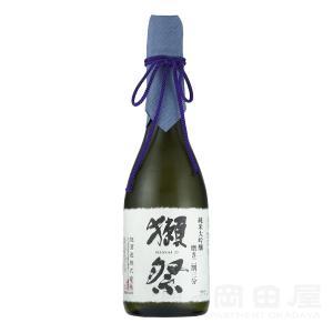 お歳暮 日本酒 獺祭 だっさい 純米大吟醸 磨き 二割三分 720ml 旭酒造 山口県 地酒ギフト 宅飲み 家飲み|sake-okadaya