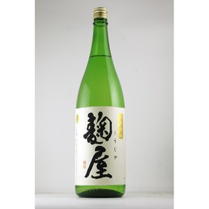 お歳暮 麹屋 純米吟醸 1800ml/1.8L ギフト 宅飲み 家飲み|sake-okadaya
