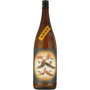 お歳暮 日本酒 焚火 辛口純米 1800ml/1.8L 地酒 愛知 燗酒ギフト 宅飲み 家飲み|sake-okadaya