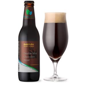 サンクトガーレン ダブルミントチョコレートスタウト 330ml バレンタインデー クラフトビール 地ビール ギフト|sake-okadaya