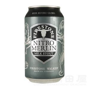 お歳暮 ギフト ミルクスタウト ナイトロ マ−リン 355ml クラフトビール 地ビール 缶ビール ビール 御歳暮|sake-okadaya