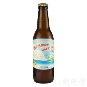 お歳暮 ギフト サマーバケーションエール 330ml ハーヴェストムーン イクスピアリ クラフトビール  御歳暮|sake-okadaya