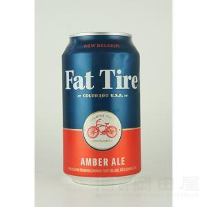 お歳暮 ギフト ニューベルジャン ファットタイヤ アンバーエール 355ml   クラフトビール  御歳暮 sake-okadaya