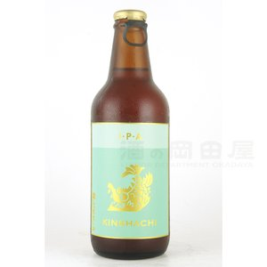 お歳暮 ギフト 金しゃちビール IPA インディアンペールエール 330ml クラフトビール 地ビール 愛知県 名古屋 御歳暮|sake-okadaya