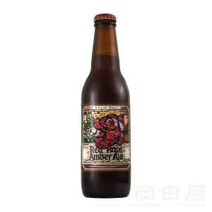 お歳暮 レッドローズアンバーエール   静岡県発 ベアードブルーイング  クラフトビール ギフト 宅飲み 家飲み|sake-okadaya