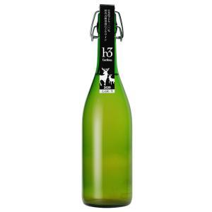 お歳暮 ギフト 田舎式微発砲にごりワイン 白 カリブー 720ml(h3 caribou)  御歳暮|sake-okadaya