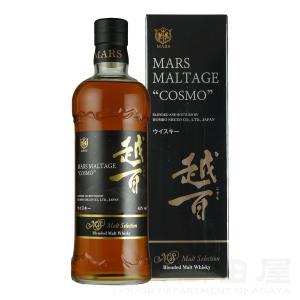 お歳暮 マルス モルテージ 越百 モルトセレクション ジャパニーズ ウイスキー 700mlギフト 宅飲み 家飲み|sake-okadaya