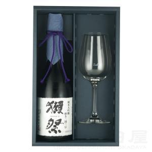 お歳暮 獺祭 だっさい 磨き 二割三分 720ml と レーマン Sake グラス セット 山口県 旭酒造 日本酒 地酒 飲み比べ 詰め合わせセット|sake-okadaya