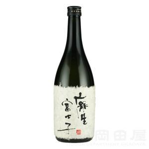 お歳暮 本格焼酎 麻生富士子(720ml)【麦焼酎】 ギフト 宅飲み 家飲み|sake-okadaya