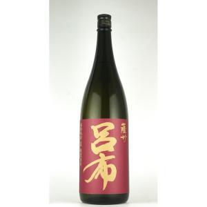 お歳暮 薩州 呂布 麦焼酎 秘蔵熟成 1800ml sake-okadaya