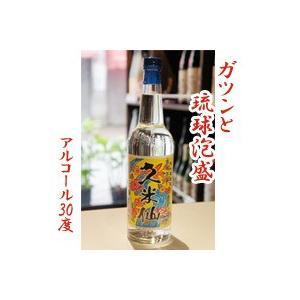 お歳暮 久米仙 (600ml)  【琉球泡盛】 ギフト 宅飲み 家飲み|sake-okadaya