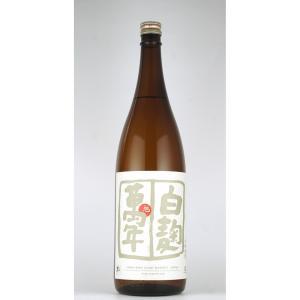 お歳暮 白麹 旭萬年 芋焼酎 1800ml sake-okadaya