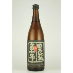 お歳暮 黒麹 旭萬年 720ml sake-okadaya