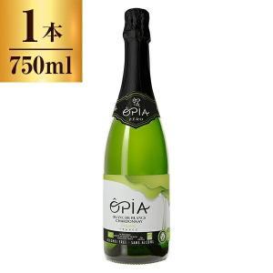 オピア シャルドネ スパークリング オーガニック ノンアルコールワイン/ドメーヌ・ピエール・シャヴァン 750ml sake-premoa