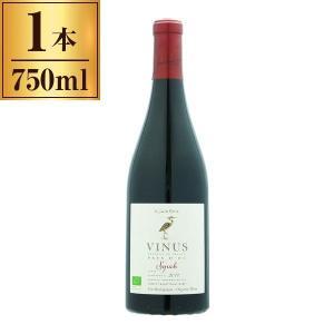 ヴィニウス オーガニック シラー 750ml sake-premoa