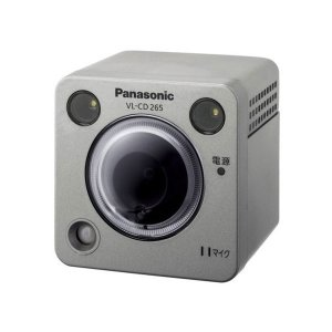 PANASONIC パナソニック VL-CD265 センサーカメラ LEDライト付 カメラ 防犯カメラ 接続簡単 屋外タイプ VLCD265 sake-premoa