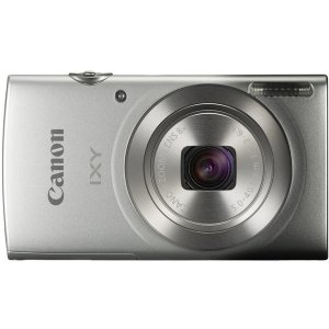 CANON IXY180(SL) シルバー IXY コンパクトデジタルカメラ(約2000万画素) sake-premoa