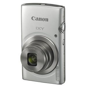 CANON IXY 200 シルバー コンパクトデジタルカメラ(2000万画素)