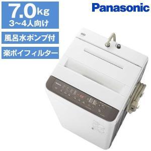 PANASONIC NA-F70PB14 ニュアンスブラウン Fシリーズ 簡易乾燥機能付き洗濯乾燥機 (7.0kg)|sake-premoa