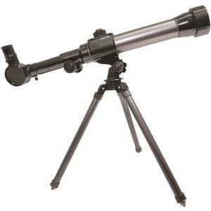 天体望遠鏡 スタービューアー HAC2764 三脚台付き 星空観察 天体観測 屈折式 接眼レンズ おもちゃ sake-premoa