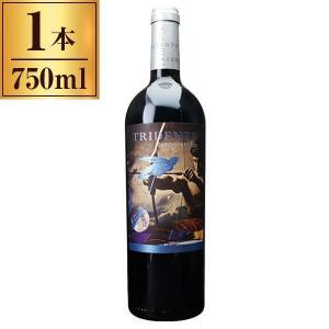 トリデンテ テンプラニーリョ / ボデガス トリトン 750ml 赤 フルボディ スペイン カスティーリャ イ レオン sake-premoa